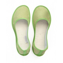 Ballerinas Green (Custom Order)