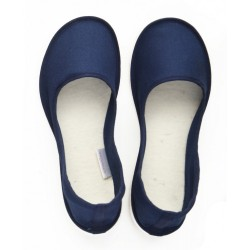 Ballerina Flats Essential - NAVY BLUE