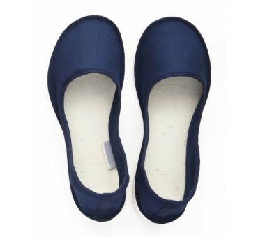 Ballerinas Navy Blue