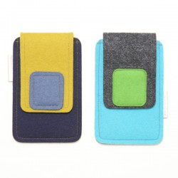 Small Smartphone Wool Felt Case - LAST ONE