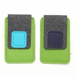 Torbica za manjši pametni telefon - ZELENA - ZADNJI KOS