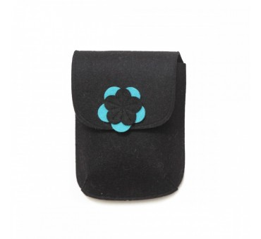 PocketBag - Wool Felt Bag - BLACK