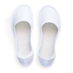 Ballerina Flats Special - WHITE (Pre-Order)