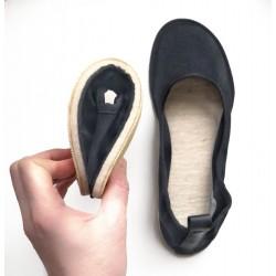 Barefoot-friendly Ballerina Flats (CUSTOM ORDER)