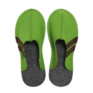 Men's Wool Felt Slippers