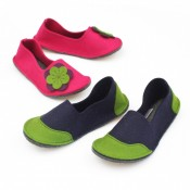School Kids Wool Felt Slippers (11)