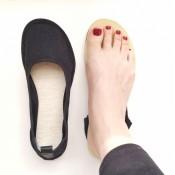 Barefoot Ballerina Flats (1)