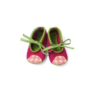 Baby Wool Felt Slippers