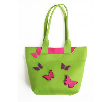 BigBag GREEN BUTTERFLY