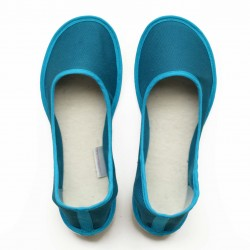 Ballerinas Blue