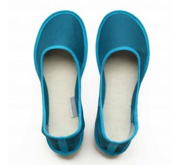 Ballerinas Blue